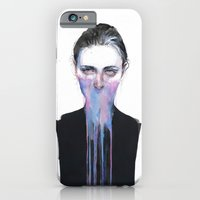 iPhone & iPod Case featuring my opinion about you by agnes-cecile