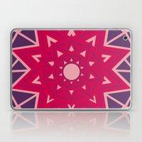 Geometric Star Mandala Laptop & iPad Skin