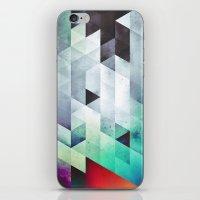 Cyld_stykk iPhone & iPod Skin
