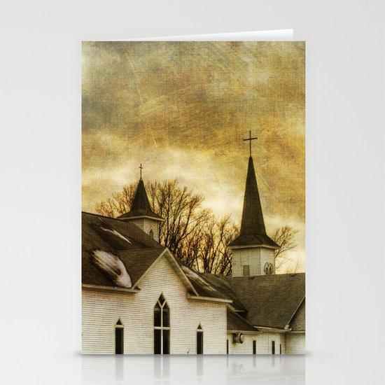 The Community Church Stationery Card