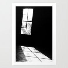 Light & Shadow Art Print