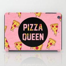 Pizza Queen iPad Case
