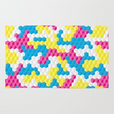 CUBOUFLAGE CANDY Rug