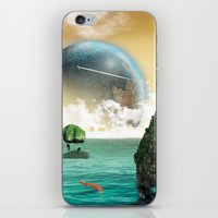NMS-8472 iPhone & iPod Skin