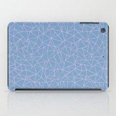 Ab Repeat Hot Pink B iPad Case