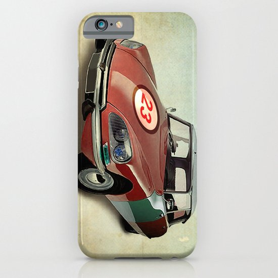 Number 23 _ Citron DS iPhone & iPod Case