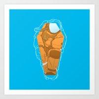 Petronauticus 1 Art Print