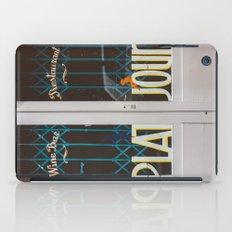 Plat du Jour iPad Case