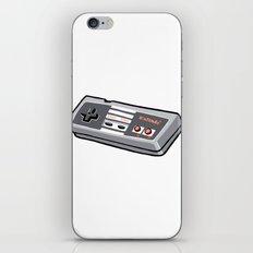 NES controller iPhone & iPod Skin