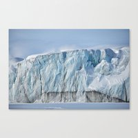 Svalbard 2 Canvas Print