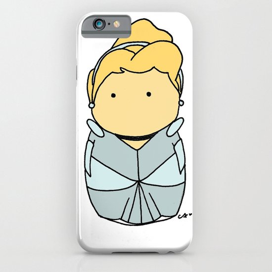 Cinderella iPhone & iPod Case