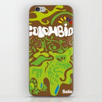 Colombian Style! iPhone & iPod Skin