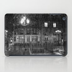 Paris road iPad Case