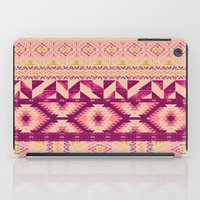 Geo Patched iPad Case