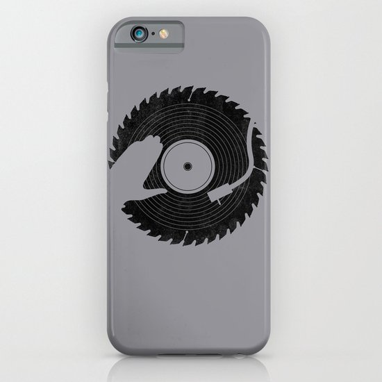 That DJ sure can cut iPhone & iPod Case