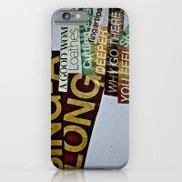 Singalong iPhone 6 Slim Case