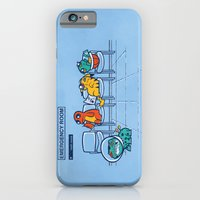 iPhone & iPod Case featuring Emergency Room by jublin
