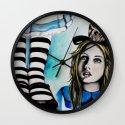 Too Big, Alice Wall Clock