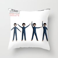 Help Throw Pillow