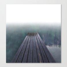 Board Walk (smaller Size… Canvas Print