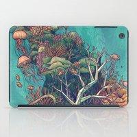 Coral Communities iPad Case