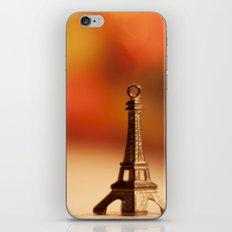 Paris Paris iPhone & iPod Skin