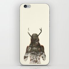 Natural habitat iPhone & iPod Skin
