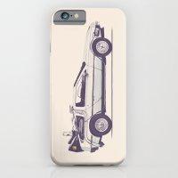Famous Car #2 - Delorean iPhone 6 Slim Case