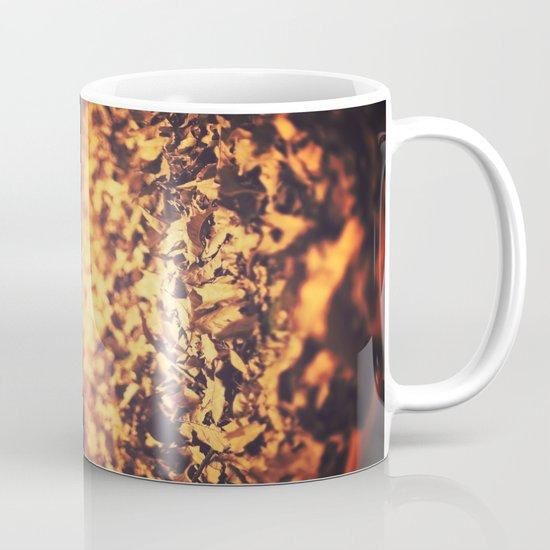 Fall (Nature Vintage and Retro Photography)  Mug