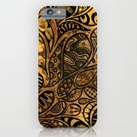 Autumnal Tangles iPhone 6 Slim Case