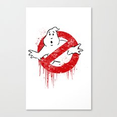 GhostGraffiti Canvas Print