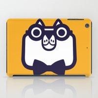 Cat Mc Catson iPad Case