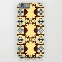 Deer Poker Theme Pattern iPhone 6 Slim Case