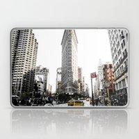 Desaturated New York Laptop & iPad Skin