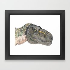 T-Rex Framed Art Print