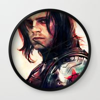 Left Me For Dead Wall Clock
