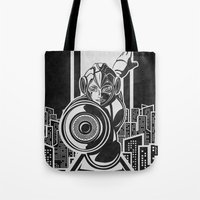 Megaman. In The Year 20x… Tote Bag
