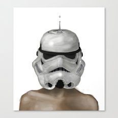Droptrooper Canvas Print