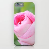 iPhone & iPod Case featuring Vintage Flower Bud by Eric James Photography