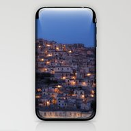 Blue Hour iPhone & iPod Skin