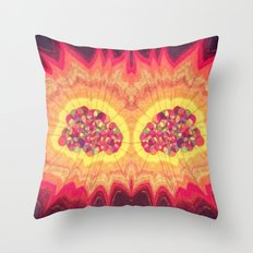 The Creator Of It All Throw Pillow