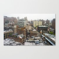 Chelsea, New York City Canvas Print