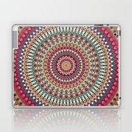 Laptop & iPad Skin featuring Mandala 144 by Patterns Of Life