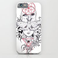 iPhone & iPod Case featuring Minds Desire by JAGraphic
