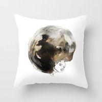 Void Throw Pillow