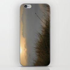 Sunrise macro iPhone & iPod Skin