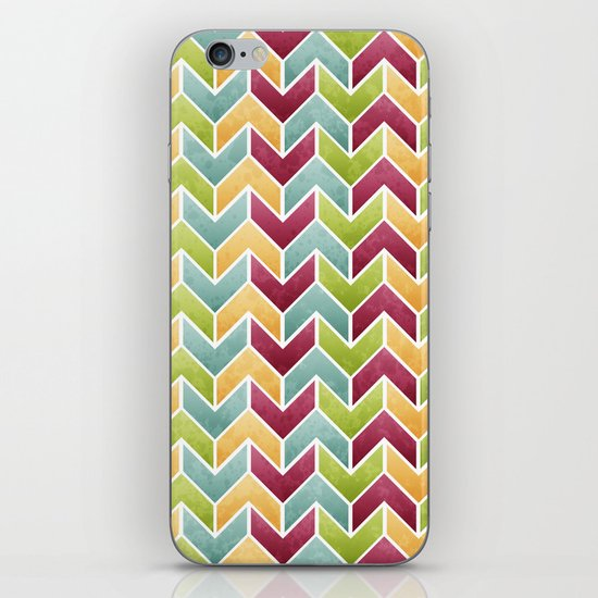 It's All About The Ziggy. iPhone & iPod Skin
