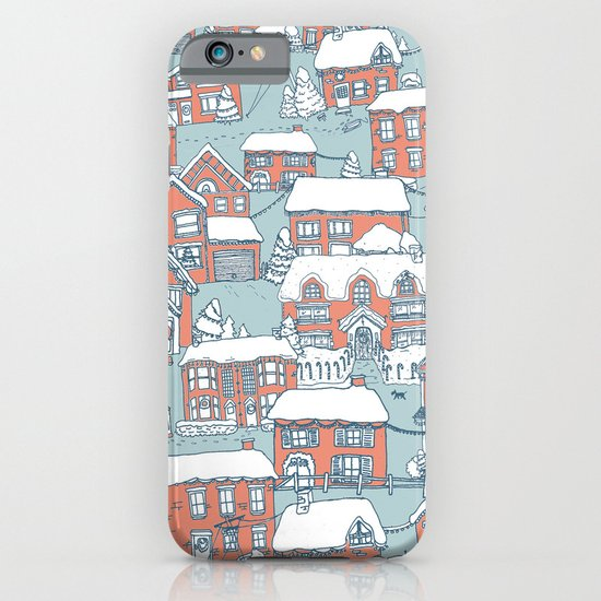 Christmas Village  iPhone & iPod Case