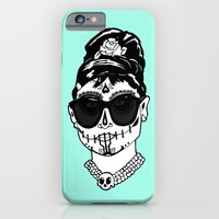 iPhone & iPod Case featuring Desayuno at Tiffany's by tCAP