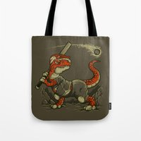 WAITING FOR THE ASTEROID… Tote Bag